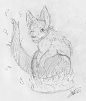 obscaly sketch by Dominoluv