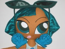 Neptune doll close up by fyre-flye