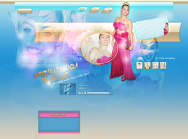 premade design ft. Miley Cyrus by Nikka28