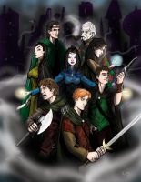 The Wheel of Time:Book 1 Cover by darlinginc