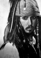 Captain Jack Sparrow by caseythornton
