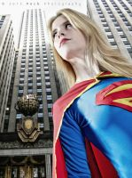 Supergirl - New 52 - DC Comics by WhiteLemon