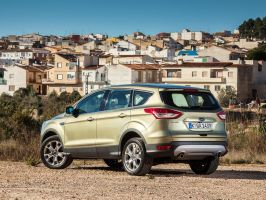 Ford Kuga 2 by Bambr