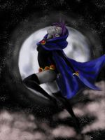 Raven by Angel2489
