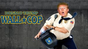 Wall Cop by Vexscape