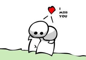 I Miss by blacklady666