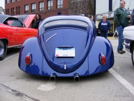 Custom Bug Rear by colts4us
