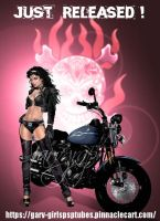 bikerchick3 by GARV23