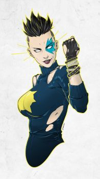 Dazzler 2 by 2ngaw