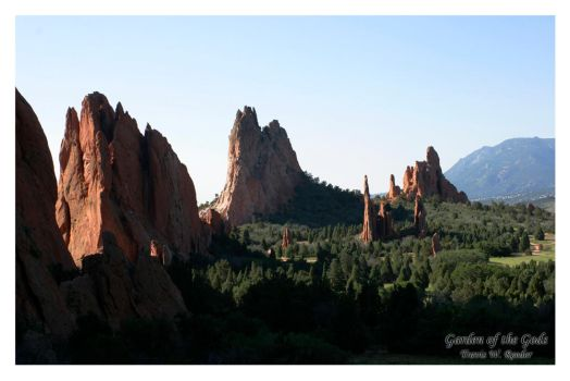 Garden of the Gods by shaggz86