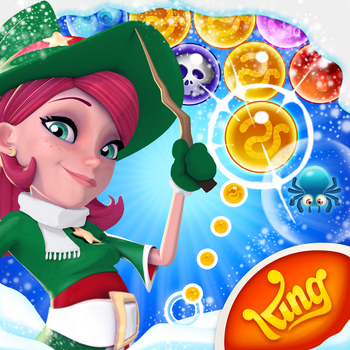 Pregnant Christmas Bubble Witch 2 by arceebigbellymanes