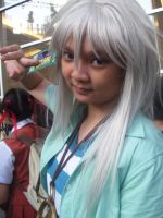 Janine Ann Vicentio by redgreave