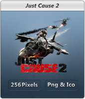 Just Cause 2 - Icon by Crussong