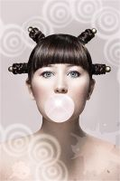 Bubble gum by StephanieModel
