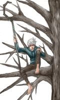 jack in a tree by Jazzie560