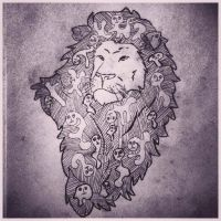 Lion by aurando