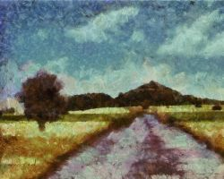 Country Road by alwinred