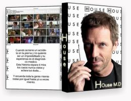 Doctor House's cover by GAGMATROM