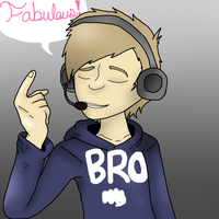 TOO FABULOUS PEWDS by Toxic-Lullabies
