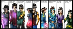 Athros Line-up by Auraweaver