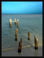 Old Dock by rucorock