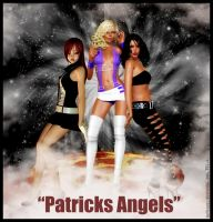 Patrick's Angels by im1happy