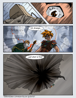 Terranigma Graphic Novel by Chaotic-Tide