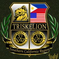 SoCal Triskelion Seal by kimbanson
