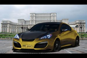 hyndai coupe 2011 by EDLdesign