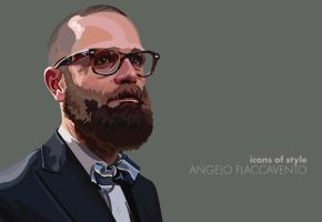 Angelo Flaccavento by ivankasaj