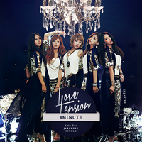 4Minute - Love Tension by Cre4t1v31