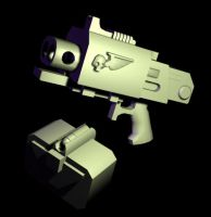 Storm Bolter Mk IV over view by DarkLostSoul86
