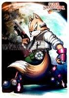 SSBT - Fox by PhazonRidley