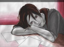 itachi bored by narufag