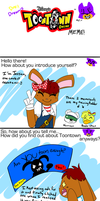 Toontown Meme by Z00L0GY