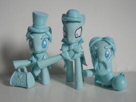 The Haunted Mansion's Hitchhiking Ghosts by SilverBand7
