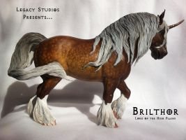 Brilthor by LegacyModelHorses