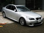 It's a BMW With an M-Package by Kia-Motors