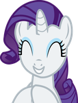 Rarity Vector - 23 by CyanLightning