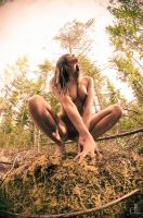 Nude in Nature 2 by daviddelara