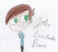Jake Sweetwater Brown by FawnspiritForever