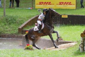 3DE Cross Country Water Obstacle Series IV/7 by LuDa-Stock