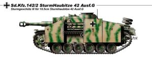StuH 42 Ausf.G by nicksikh