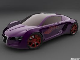 audi concept by cipriany