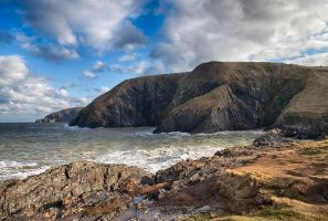Pembrokeshire coast by CharmingPhotography