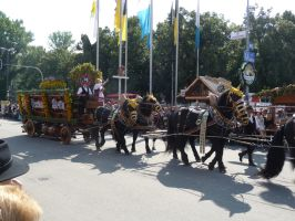 brewery horses and cart III by two-ladies-stocks