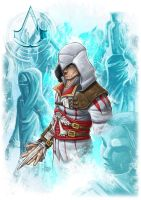 ASSASSIN'S CREED by Vinz-el-Tabanas