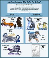 FC 2013 Badge Pre-Orders by Idess
