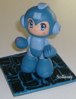 Rockman biscuit by sollamy
