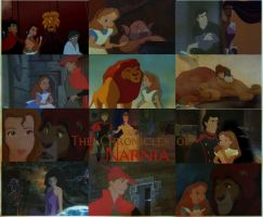 Narnia: animated style. by Allyssyah